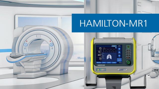 HAMILTON-MR1呼吸机