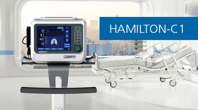 HAMILTON-C1呼吸机